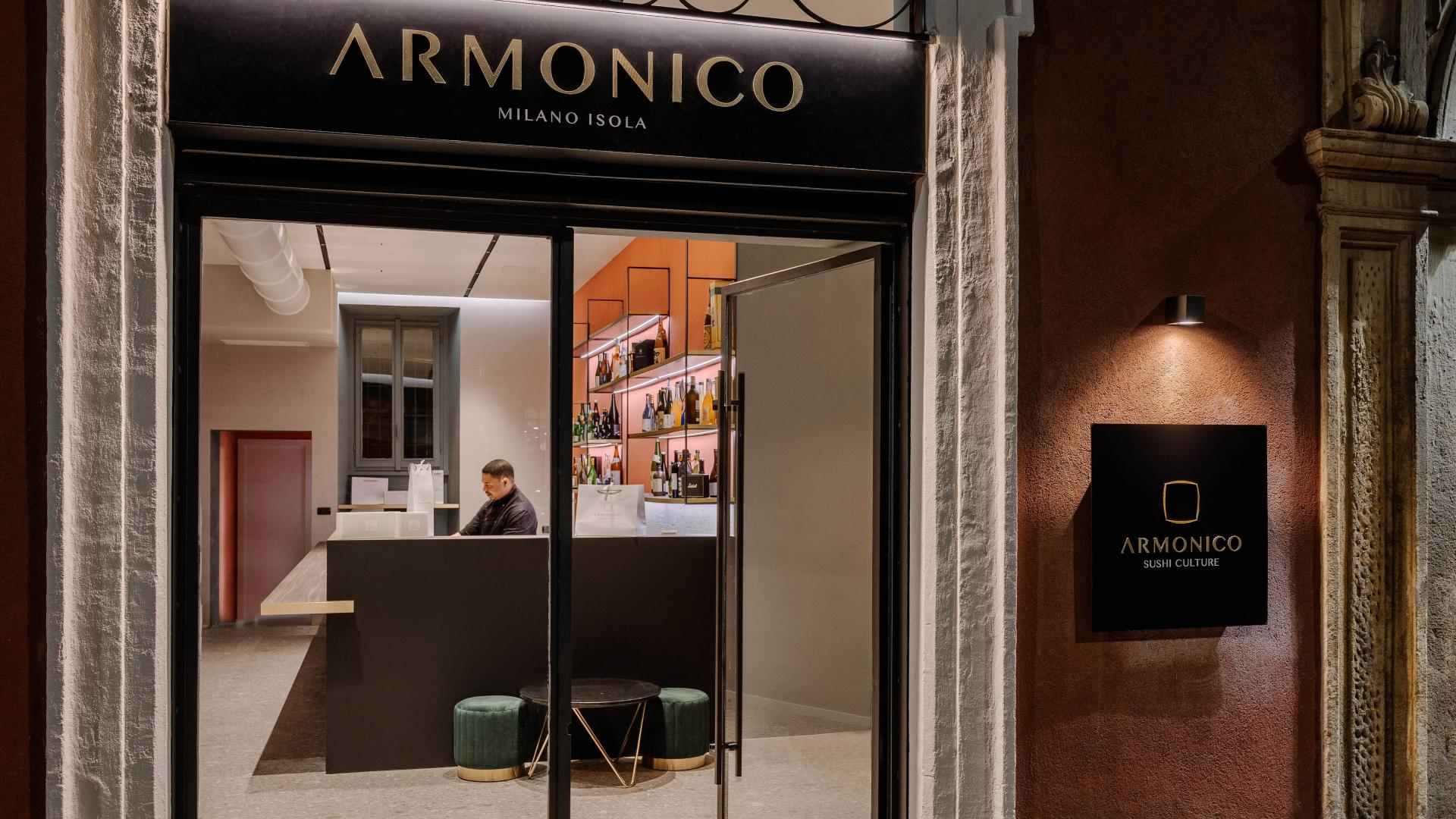 Armonico sushi Milano Italia and Partners