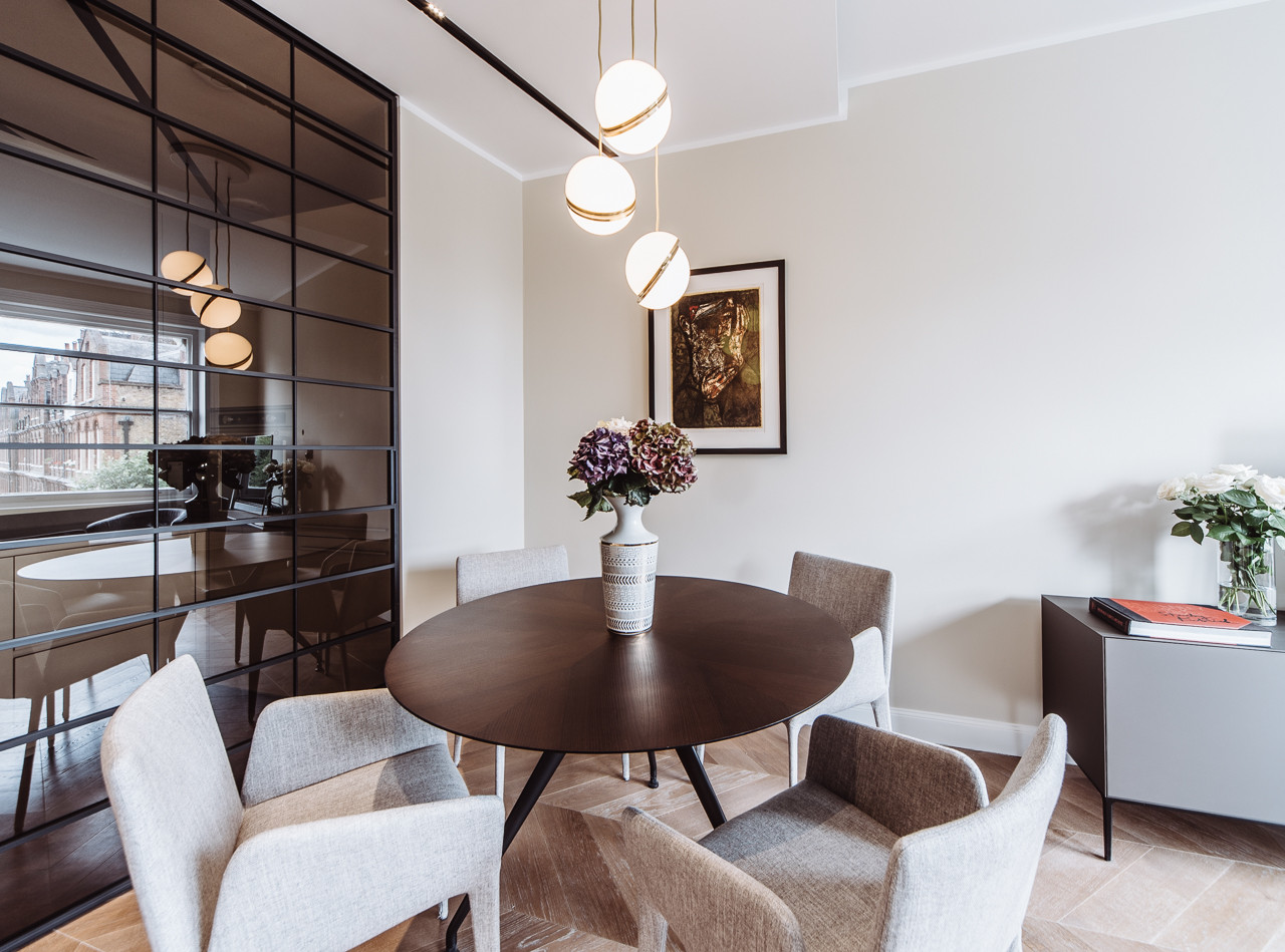 South Kensington apartment - London (UK)